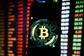 Bitcoin second largest sales as bit coin price falls