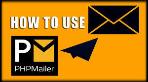 How to send and receive emails in php using PHPMAILER