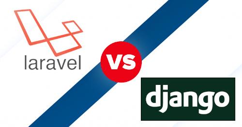 Laravel versus Django